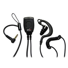 Sonim Rugged Wired PTT Headset