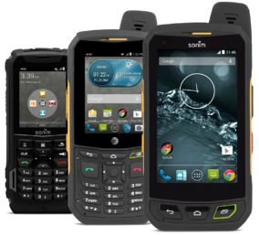 SONIM RUGGED MOBILE DEVICES