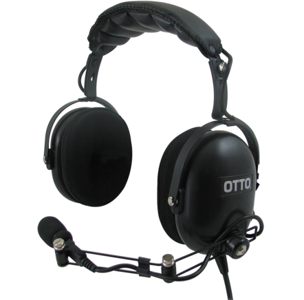 Otto Over-the-Head Headsets